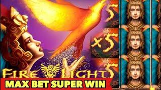 ⭐️FIRE LIGHT MAX BET SUPER WIN⭐️ SUN QUEEN | NEW SLOT GOLDEN LINK SLOT MACHINE