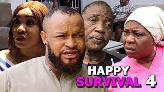 HAPPY SURVIVAL {Part 4}  - New Movie 2019 Latest Nigerian Nollywood Movie Full HD