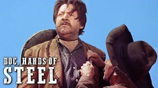 Doc, Hands of Steel | OLD COWBOY MOVIE | Free Western | Full Length Movies | Free YouTube Movie