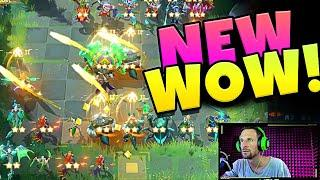 INSANE NEW AUTO CHESS GAME - CHESS RUSH