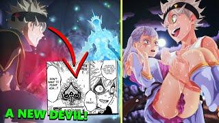 Black Clover's NEW JAW DROPPING DEVIL Linked To Asta & Noelle Explained