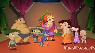Chhota bheem And the curse of damyaan full movie in Hindi