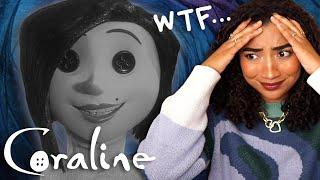 How is this considered a children's movie...| *Coraline* Movie Reaction/Commentary