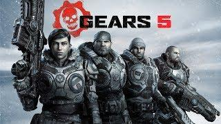 GEARS OF WAR 5 All Cutscenes (Game Movie) 1080p 60FPS