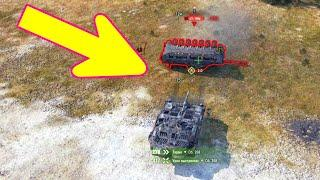 WoT приколы, funny moments #30 - World of Tanks