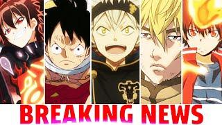 """MAJOR Series Enters FINAL ARC, Black Clover Anime """"Cancellation"""" Update, BIG One Piece Update & MORE"""