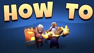 HOW TO PLAY GODS in AUTO CHESS MOBILE