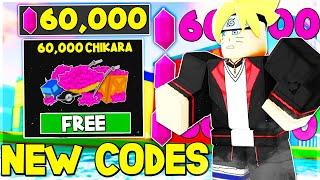 NEW *FREE SECRET CHIKARA* CODES in ANIME FIGHTING SIMULATOR! (Anime Fighting Simulator Codes) ROBLOX