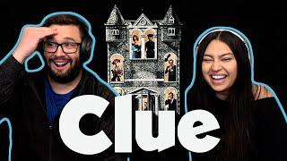 Clue (1985) First Time Watching! Movie Reaction!!