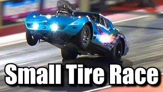 Street Outlaws No Prep Kings Small Tire Race
