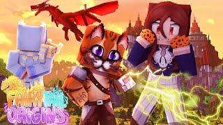 "Minecraft Fairy Tail Origins - ""WE ALREADY BROKE TIME!"" #1 (Anime Minecraft Roleplay)"