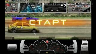 УЛИЧНЫЕ ГОНКИ :Drag Racing Logan валит