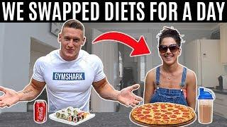 I swapped diets with my sister for a day and this is what happened...