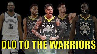 Why D'Angelo Russell Will SAVE The Golden State Warriors Dynasty!