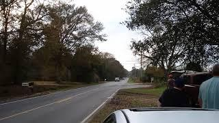 Gutted Ford SUV VS. Turboed Mustang GTO! Street Race!