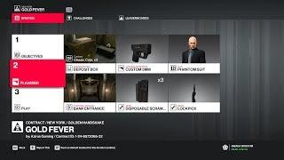 "HITMAN 2: Community Contract -  Gold Fever ""Walking Edition"" (SA/SO)"