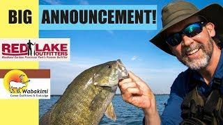 Bass Fishing // Big Announcement // Leave No Trace Camping