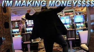 THIS IS WHY YOU SHOULD PLAY $25 ONE PLAY CREDIT HIGH-LIMIT SLOTS!