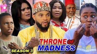 THRONE OF MADNESS SEASON 3 (New Hit Movie) - 2020 Latest Nigerian Nollywood movie Full HD