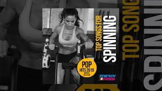 E4F - Top Songs For Spinning Pop Hits 2019 Workout Collection - Fitness & Music 2019