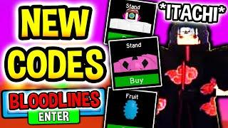 ANIME FIGHTING SIMULATOR CODES Bloodlines Update - All New Working Codes | Anime Fighting Simulator