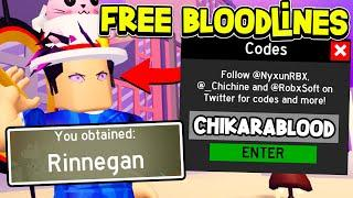 15 FREE Bloodlines Halloween Update Codes In Anime Fighting Simulator! Roblox