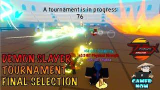 """The """"Best"""" Demon Slayer Tournament