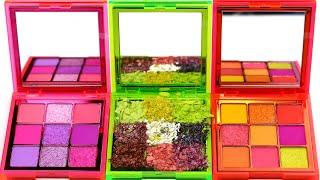 Huda Beauty Neon Obsessions Palette Swatches + Cheeky Destroying | THE MAKEUP BREAKUP