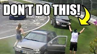 Things You Should NOT Do At The Nürburgring!