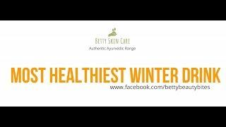 Turmeric Milk - Most Healthiest Winter Drink