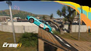 Race Walkthrough: Street Race, The Sleeper - Normal Difficulty #TheCrew2