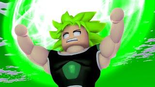 CONSEGUI O PODER DO BROLY no ANIME FIGHTING SIMULATOR !! ‹ Ine Games ›