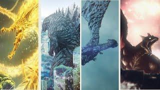 All Anime Godzilla Monsters ll Explained