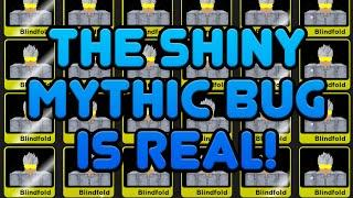Consecutive Shiny Mythic & Secret Bug in Anime Fighters Simulator | 5x AFS Drops