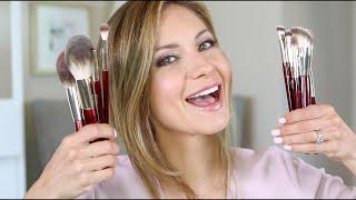 Makeup Tutorial Using BK Beauty Brushes