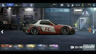 G класс Мазда RX-7 фулл. Уличные гонки