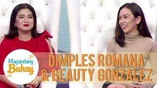 Dimples and Beauty shares the effect of Daniela & Romina Mondragon in their family | Magandang Buhay