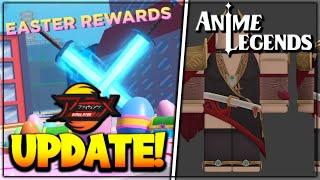 *NEW* UPDATE TOMORROW! NEW FIGHTING PASS, NEW QUIRK & MORE In Anime Fighting Simulator Roblox