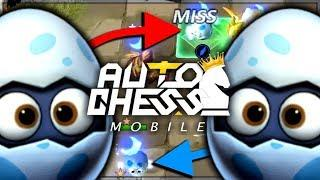 STRANGE EGG IS OP IN BATTLE (High Level Game) | Claytano Auto Chess Mobile 105