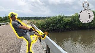 We Hit The Jackpot Magnet Fishing!! Possible Motorcycle Found!!