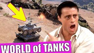WoT приколы, funny moments #24 - World of Tanks