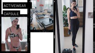 My Activewear Capsule Wardrobe & Fitness Routine | The Anna Edit