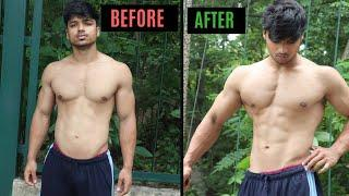 How I did this TRANSFORMATION in two minutes|Instagram Fake Fitness