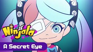 "Ninjala 2D Cartoon Anime - Episode 2: ""A Secret Eye"""