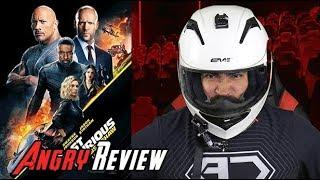 Hobbs & Shaw Angry Movie Review