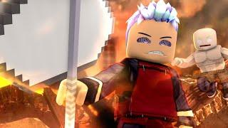 TODOS PODERES do RINNEGAN no ANIME FIGHTING SIMULATOR de ROBLOX !! ‹ Ine Games ›
