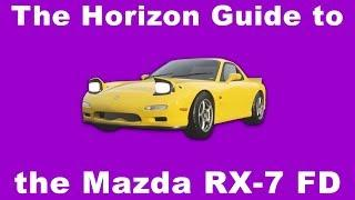 The Horizon Guide to the Mazda RX-7 FD