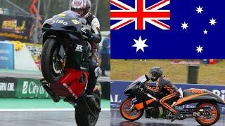 30 OF AUSTRALIA's FASTEST MOTORCYCLES STREET RACE ON IHRA's FAMOUS WILLOWBANK RACEWAY! 400 HP BUSA!