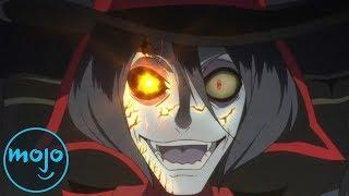 Top 10 Insanely Powerful Anime Vampires