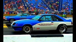 Drag Racing American Street Outlaws Cars Chicago Route 66 Raceway
